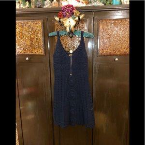 Tory Burch Crochet Dress